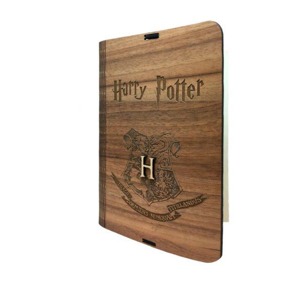 Protector de libros bood Harry Potter Hogwarts