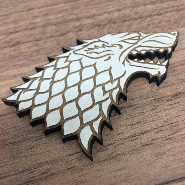 Protector de libros bood stark juego de tronos